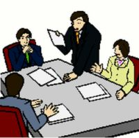 Picture of a TCB board room meeting